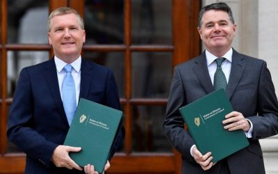 Ireland announces a change in Corporation Tax Rate in Budget 2022